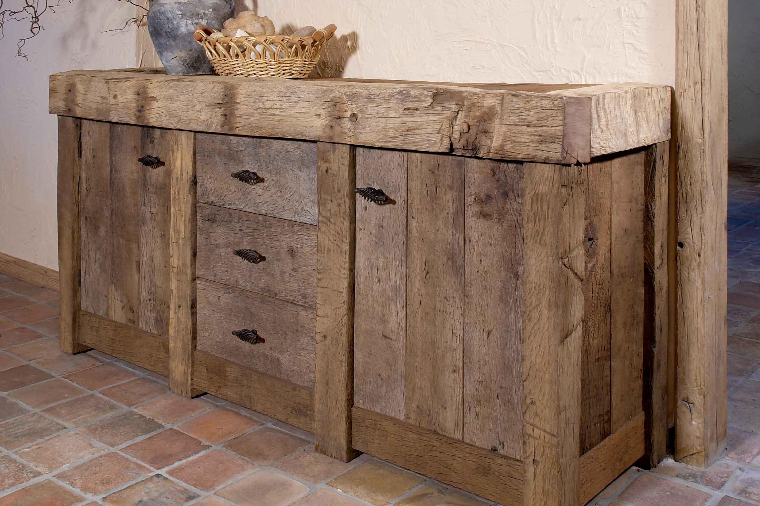 Oude Houten Kast : Oude eiken kasten van natuurlijk eiken hout gebr. de ruiter